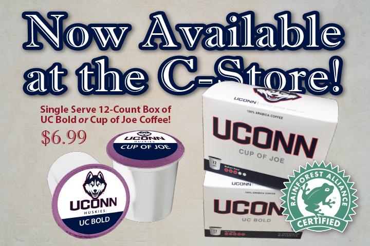 uconn k cup