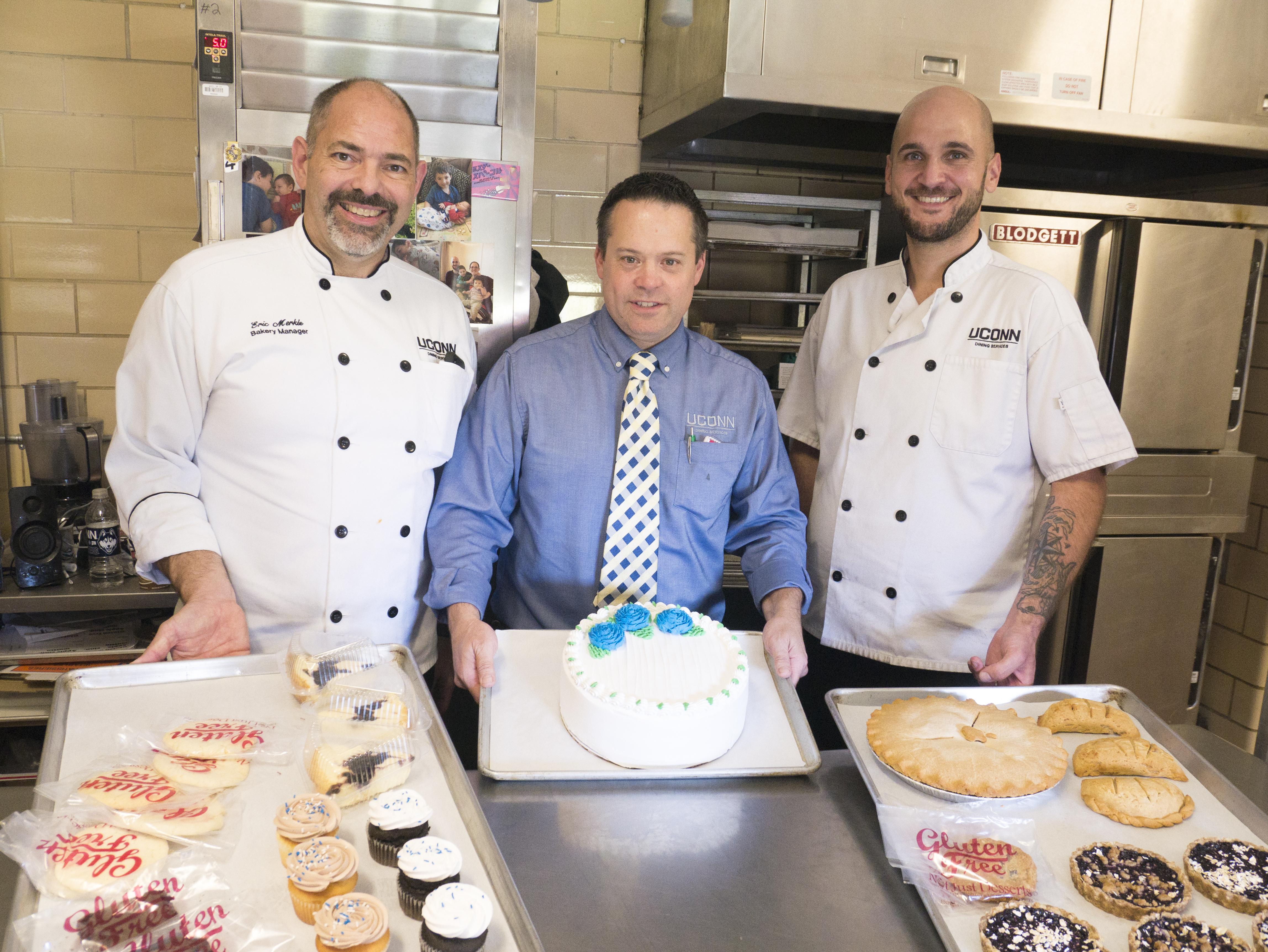 Brilliant Uconn Bakery Dining Services Funny Birthday Cards Online Bapapcheapnameinfo