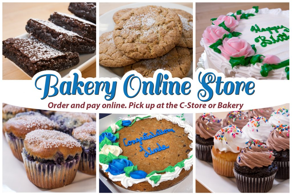 Bakery Online Store