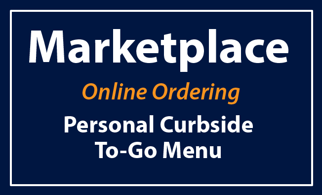 Catering Marketplace Online Ordering for personal curbside to-go orders