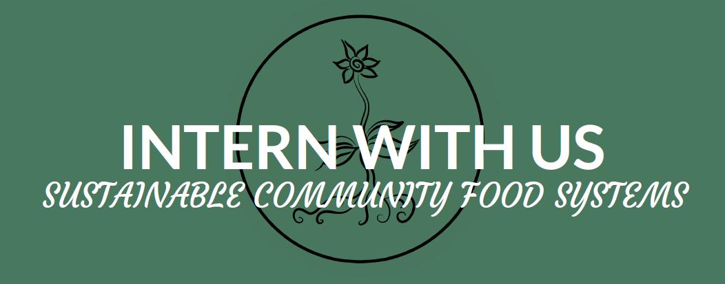 Sustainable Community Food Systems internship